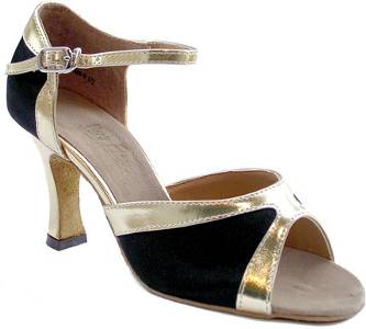 Open Toe Dance Shoe-VF 6024